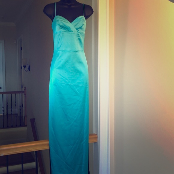oc by oc Dresses & Skirts - OCOC sz 2 prom gown formal wedding dress blue